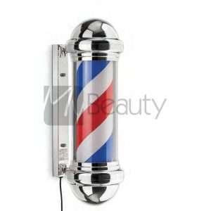 Insegna Luminosa Girevole Per Barbiere Barber Classic XANITALIA