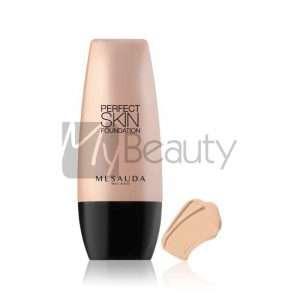 Fondotinta Fluido Lunga Tenuta Perfect Skin Foundation 30Ml MESAUDA