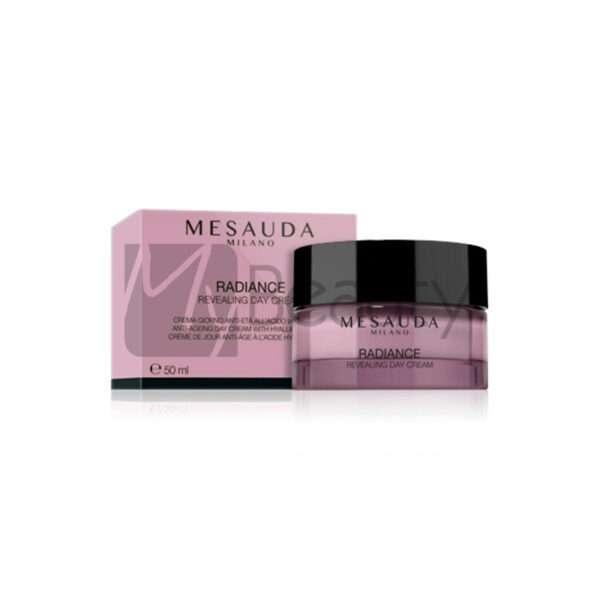 Crema Giorno Anti Eta' Acido Ialuronico Radiance Revealing Day Cream 50Ml MESAUDA