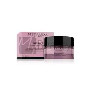 Crema Notte Anti Eta' Acido Ialuronico Radiance Refining Night Cream 50Ml MESAUDA