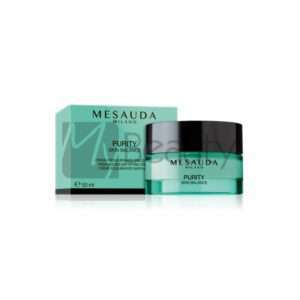 Crema Riequilibrante Opacizzante Purity Skin Balance 50Ml MESAUDA