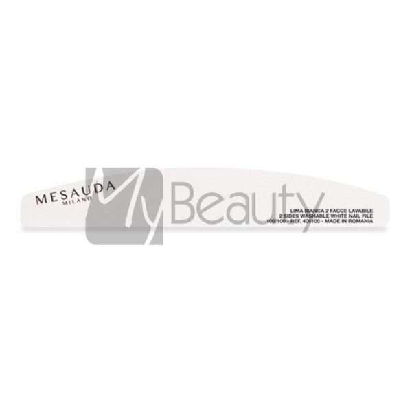 Lima Bianca 2 Facce Lavabile 100/100 6Pz MESAUDA