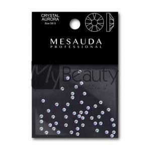 Strass Per Nail Art Crystal Aurora 50Pz MESAUDA