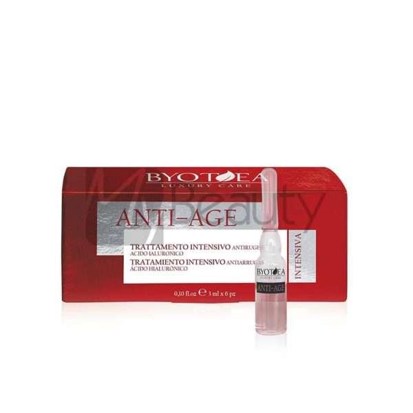 Trattamento Intensivo Antirughe Acido Ialuronico 3Mlx6Pz. BYOTEA