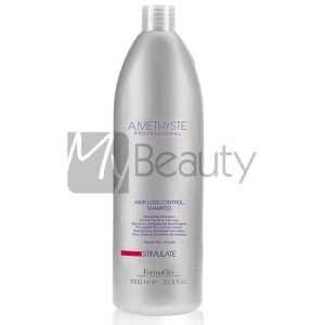 Shampoo Anticaduta Capelli Deboli Amethyste Stimulate Hair Loss Control FARMAVITA
