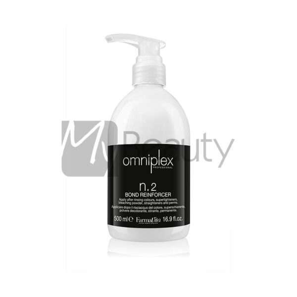 Crema Nutri/Sigilla Cuticole Omniplex N.2 Bond Reinforcer FARMAVITA