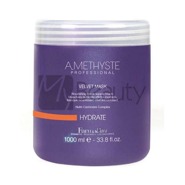 Maschera Idratante Amethyste Hydrate Velvet Mask FARMAVITA