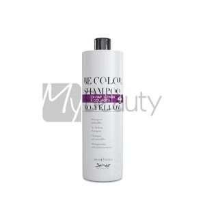 Shampoo Antigiallo Be Color No Yellow 500Ml BE HAIR