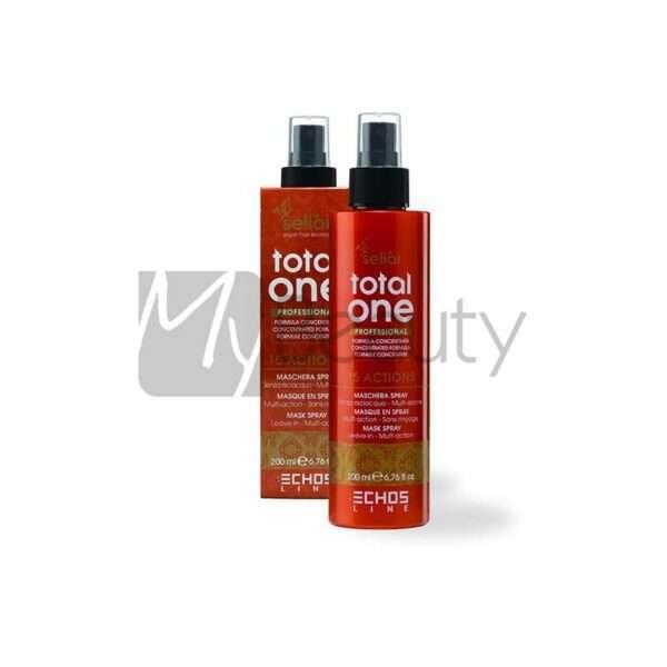 Maschera Spray Multi Azione Total One Professional 200Ml ECHOS