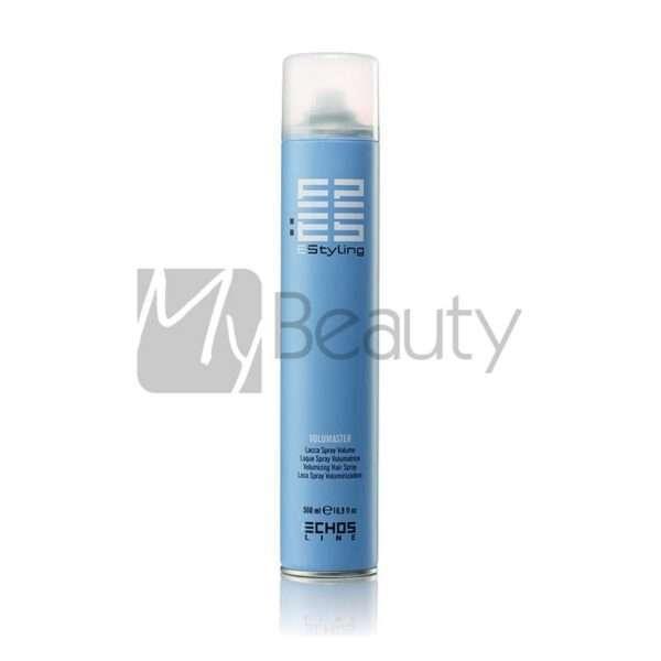 Lacca Spray Volume A Fissaggio Forte Volumaster 500Ml ECHOS