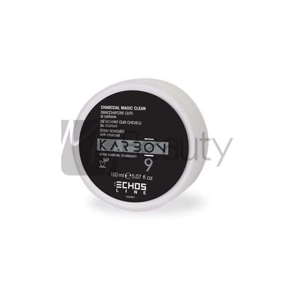 Smacchiatore Per Cute Al Carbone Karbon Charcoal Magic Clean 150Ml ECHOS