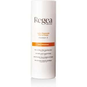 950.346 Latte doposole viso e corpo vitamine A - E 900ml REGEA