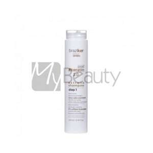 Shampoo Lisciante Braziker 250Ml MAESTRI