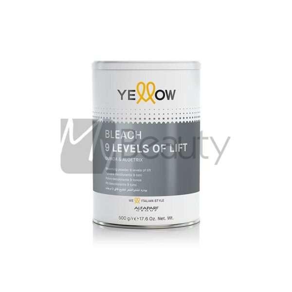 Decolorante 9 Toni Alfaparf Yellow Bleach