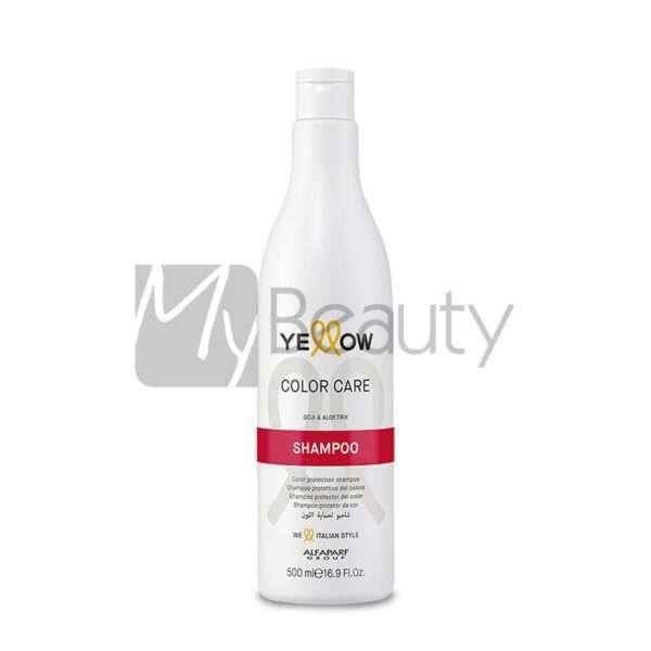 Shampoo Protettivo Del Colore Alfaparf Yellow Color Care