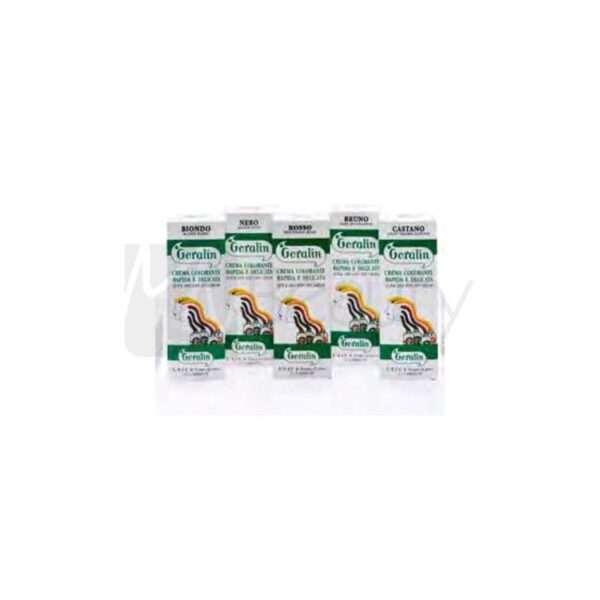 Goralin Crema Colorante Per Capelli, Barba, Baffi 30Ml LABOR