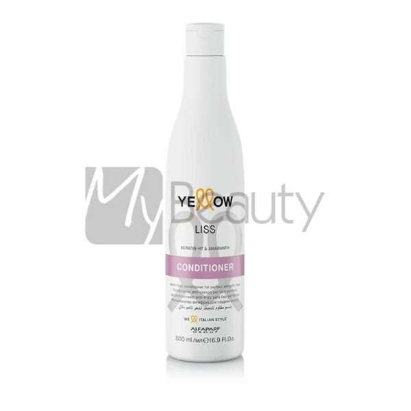 Condizionatore Anticrespo Alfaparf Yellow Liss Conditioner 500Ml