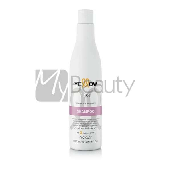 Shampoo Anticrespo Alfaparf Yellow Liss