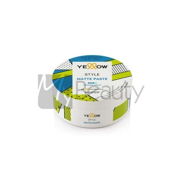Pasta Tenuta Forte Alfaparf Yellow Style Matte Paste 100Ml