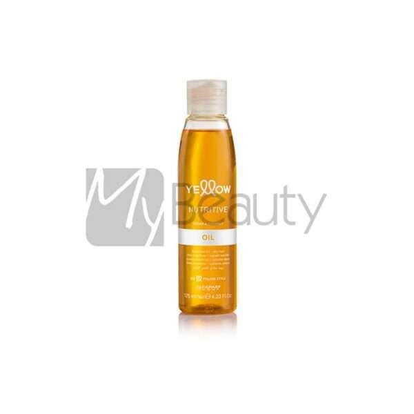 Olio Nutritivo Per Capelli Secchi Alfaparf Yellow Nutritive Oil 125Ml