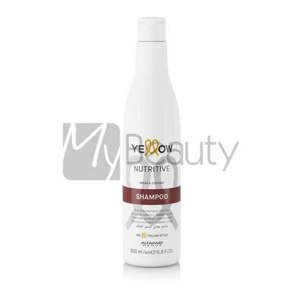 Shampoo Nutritivo Alfaparf Yellow Nutritive