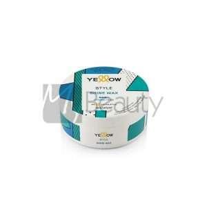 Cera Brillante Tenuta Forte Alfaparf Yellow Style Shine Wax 100Ml