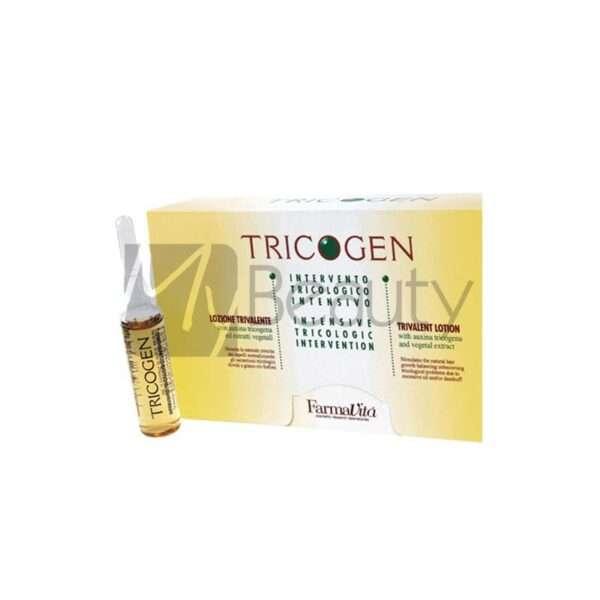 Lozione Anticaduta/Forfora/Sebo Regolatrice Tricogen Farmavita