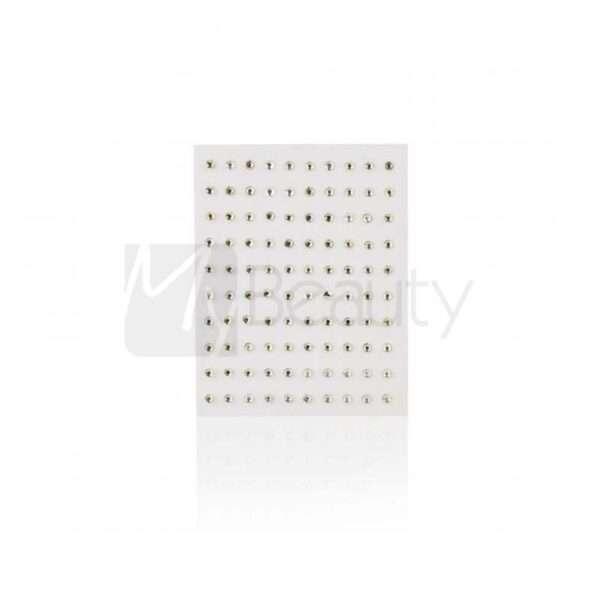 Strass Acrilici Adesivi 3Mm Card12Pz/Singola Card LABOR
