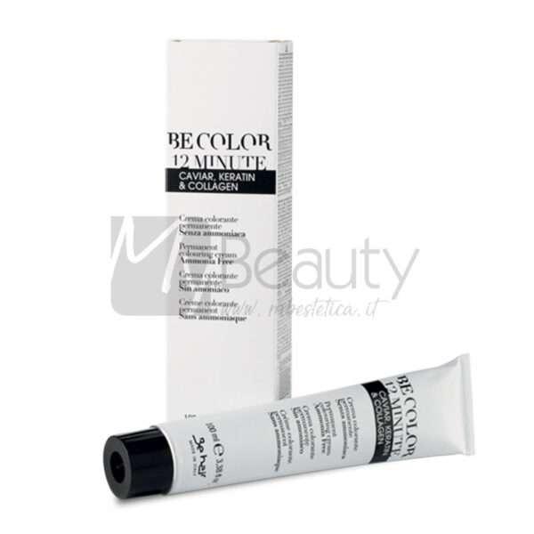 Colore Permanente Senza Ammoniaca Be Color 12 Minuti 100Ml Be Hair