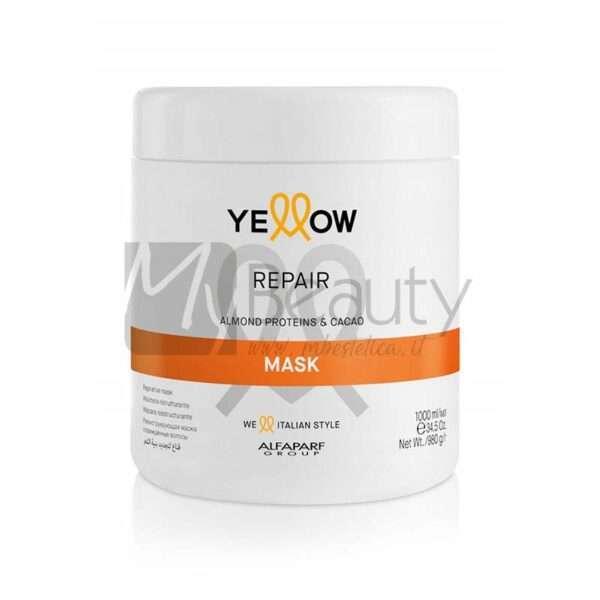 Maschera Ristrutturante Alfaparf Yellow Repair