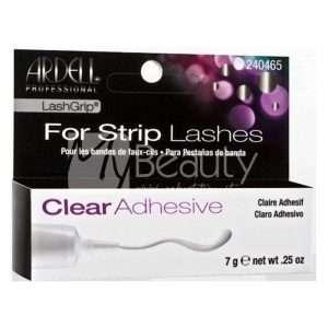 """Colla Adesiva Per Ciglia Finte """"Strip"""" Lashgrip Strip Adhesive Clear/Dark Lash Adhesives 7Gr ARDELL"""