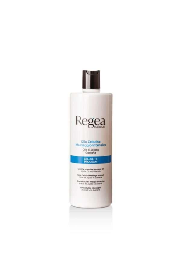 950.324 Olio cellulite massaggio intensivo olio di jojoba e guaranà 500ml REGEA