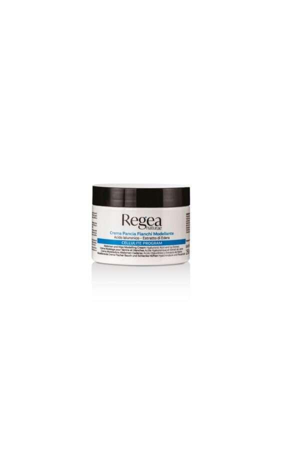 950.326 Crema pancia fianchi modellante acido ialuronico e estratto di edera 250ml REGEA