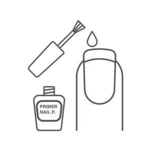 Primer e Nail prep