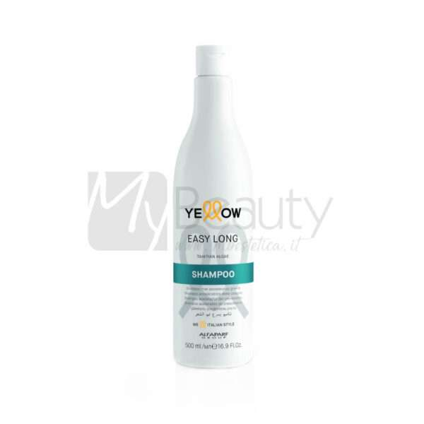 Shampoo Accelerante Della Crescita Alfaparf Yellow Easy Long 500Ml