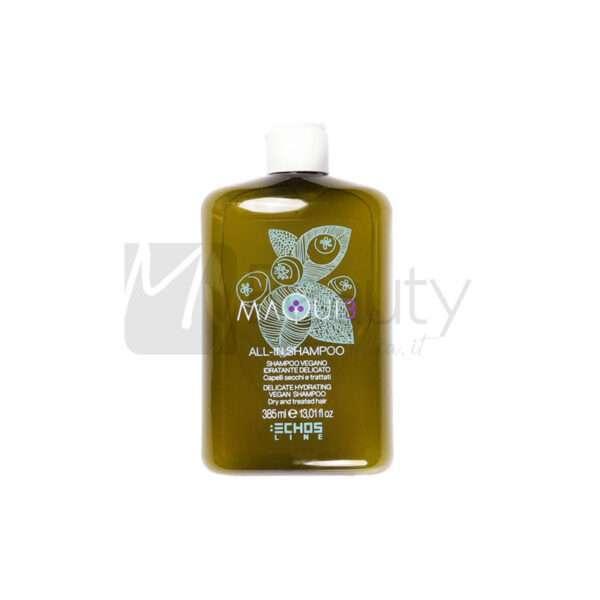 Shampoo Vegano Idratante All-In Maqui 3 ECHOS