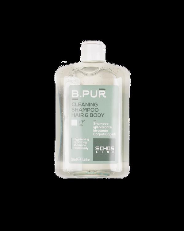 Echos B.Pur Shampoo Igienizzante Corpo&Capelli 385Ml