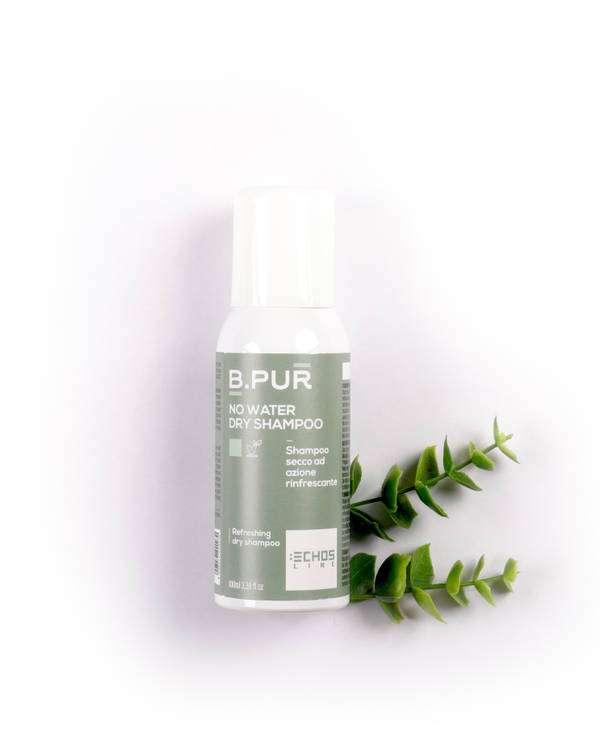 Echos B.Pur Shampoo Secco Rinfrescante 100Ml
