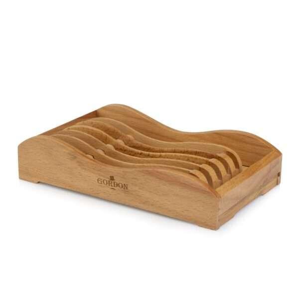 portaforbici rasoi legno gordon d438