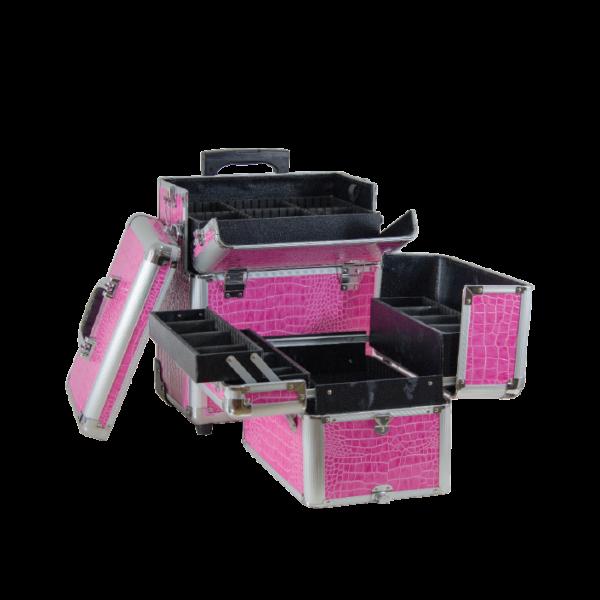 TY0407 Trolley professional Melcap rosa
