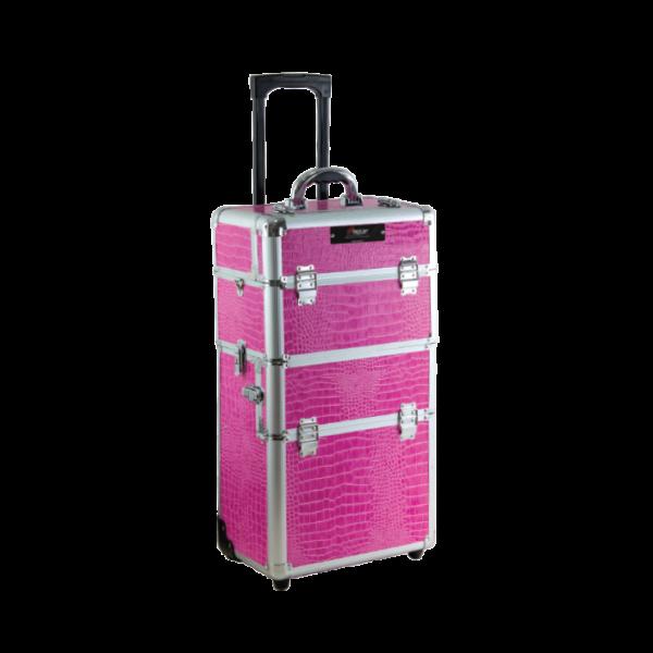 TY0407R trolley professional rosa Melcap 2