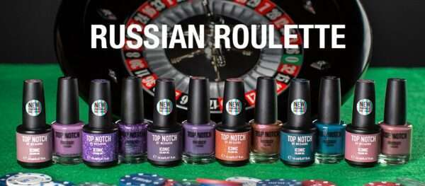 smalto Russian Roulette Top Notch mnp Mesauda