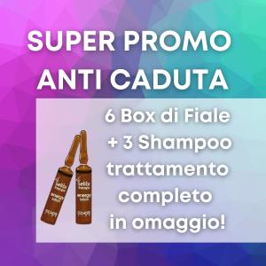 SUPER PROMO FIALE ANTICADUTA