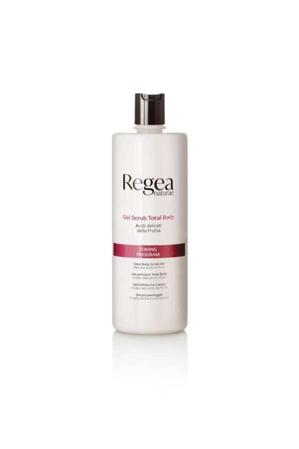 950.350 Gel scrub total body agli acidi di frutta 500ML REGEA