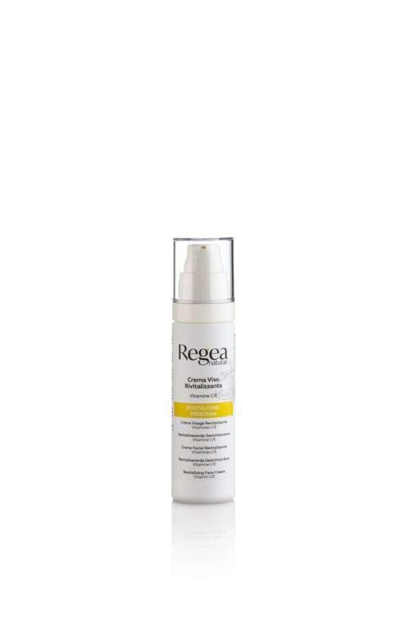 950.357 Crema viso rivitalizzante vitamine C E 50ml REGEA