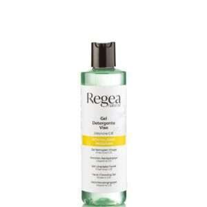 950.362 Gel detergente viso vitamine C e acidi della frutta 250ml REGEA