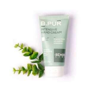 b.pur hand cream ECHOSLINE