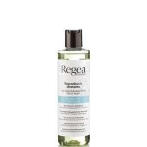 950.380 Bagnodoccia idratante estratto multivitaminico e olio di argan 250ml REGEA