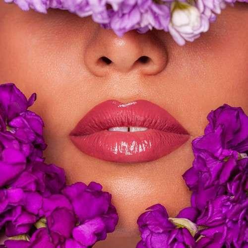 swatch_rossetto_503303 peony rossetto liquido ultra brillante petal dream collection Mesauda