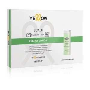 Yellow Scalp Energy Lotion